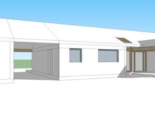 by Constructora Rukalihuen Modern