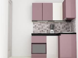 Gaur Sportswood:  Kitchen by Al Hashro Interiors