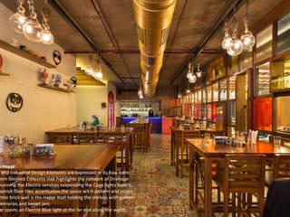 Nhà hàng theo SAGA Design, Hiện đại