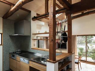 山本嘉寛建築設計事務所 YYAA Asian style kitchen