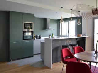 Cuisine: Cuisine de style de style Moderne par A comme Archi