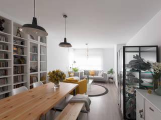 Diseño de mobiliario personalizado:  de estilo  de Dimeic