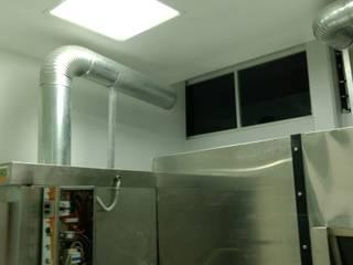 Bureau industriel par Construcciones ARSA Industriel