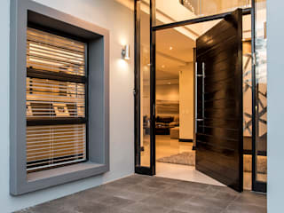 Modern style doors by Inso Architectural Solutions Modern