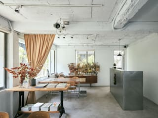 隱室設計 In situ interior design Espaces commerciaux industriels
