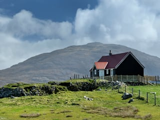 2 Bedroom Wee House in Uig, Isle of Lewis Case classiche di The Wee House Company Classico