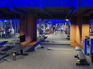 캐러멜라운지 Salle de sport moderne