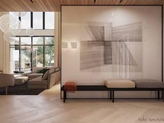 Phòng thay đồ theo Tobi Architects, Tối giản
