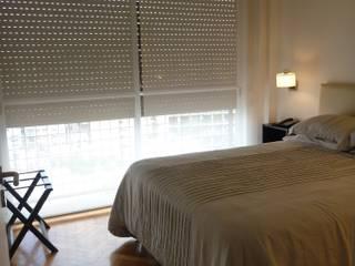 dormi principal: Dormitorios de estilo  por arq.c2