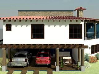 Arq. Rodrigo Culebro Sánchez Rustic style house