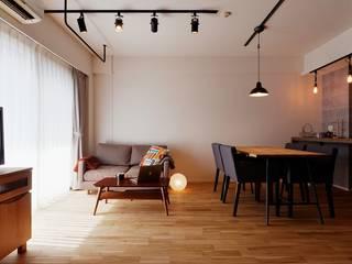 やってみたいをつめこんだ自分たちらしい空間: 株式会社スタイル工房が手掛けたです。