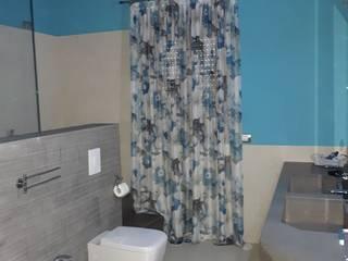 interior design, tendaggi, tappeti e complementi d'arredo zinesi design Bagno moderno