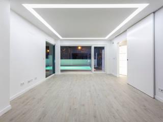 AR2 Salas de estar modernas por Antunarqui Unip Lda Moderno