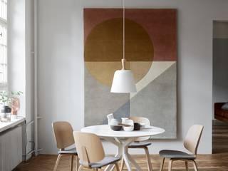 Inspiração Salas de Jantar por BoConcept Lisboa Escandinavo