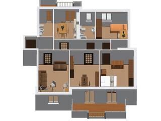 Classic style houses by Studio GD Architettura & Design (Arch. Giovanni Di Carlo) Classic