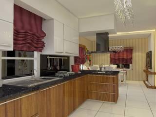 ARTIN YAPI TASARIM – mutfak görünüş:  tarz