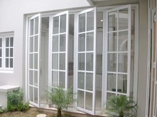 Jendela UPVC Swing:  Jendela by PT. Podomoro Windownesia