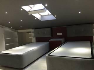 novum dekor – adatepe konut projesi:  tarz Yatak Odası