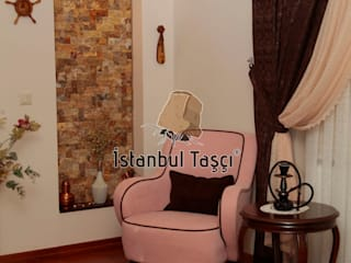 İSTANBUL TAŞÇI ® – Oturma Odası Taş Kaplama:  tarz
