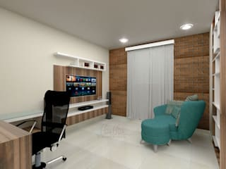 Área de estudio3:  de estilo  por Pinto Arquitectura