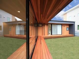庭院 by STaD(株式会社鈴木貴博建築設計事務所)