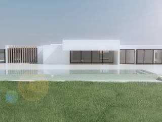 Vivienda Unifamiliar de Am Arquitectos Moderno