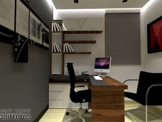 Arbeitszimmer von arqyosephlopez