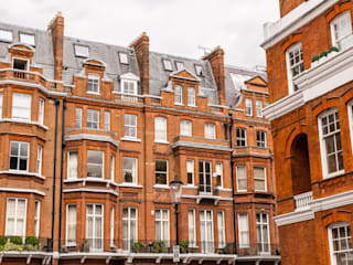 Architects London Classic style houses by SJ Construction London Classic