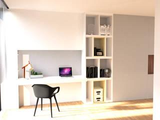 Comedores de estilo minimalista de IAM Interiores Minimalista