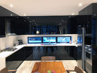 Modular Kitchen - Lucena City, Quezon Province:  Kitchen by Stak Modern Kitchens
