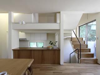リビングダイニング|上野毛の家: U建築設計室が手掛けたダイニングです。