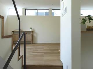 階段|上野毛の家: U建築設計室が手掛けた階段です。