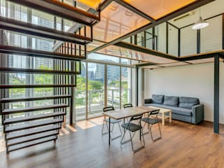 Interior Photography - Shiya Studio: modern Living room by Shiya Studio Singapore
