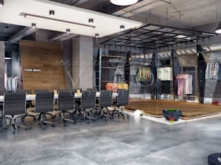 VERO CONCEPT MİMARLIK Offices & stores