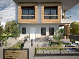 yücel partners Single family home