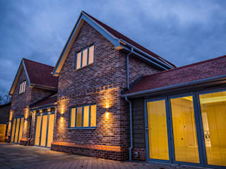 Journey's End, Salisbury:  Houses by D&N Construction Limited