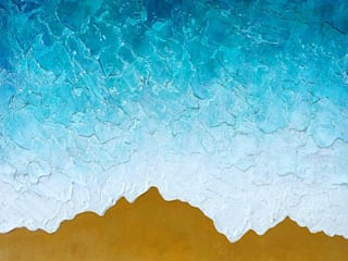 The Hydrosphere Collection by David Munroe: modern  by David Munroe Art, Modern