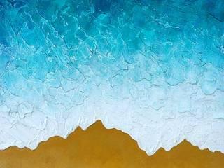 Breakwater bay by Scottish Artist David Munroe:   by David Munroe Art
