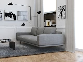 DFG Architetti Associati Salon moderne