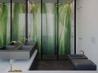 GCG Bagno moderno di Arabella Rocca Architettura e Design Moderno