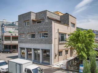 중동 K씨 주택: 인중헌 건축사 사무소의  주택