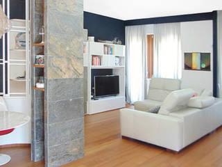 Salas / recibidores de estilo  por Studio di Architettura e Design Giovanni Scopece, Moderno