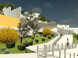 Licitación Cartagena :  de estilo  por Collao&Nammour