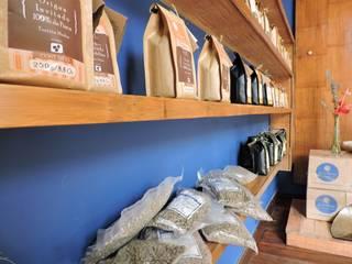 Mostrador Café Jesús Martín de Home Eco Moderno