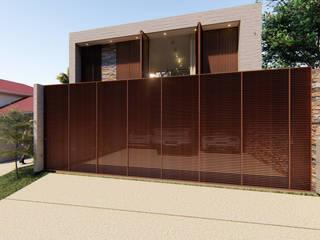 Casas multifamiliares de estilo  por IEZ Design