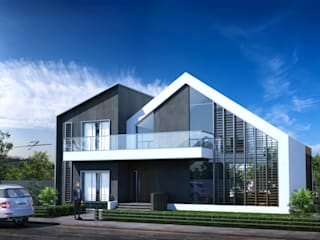 modern  by MHD Design Group, Modern