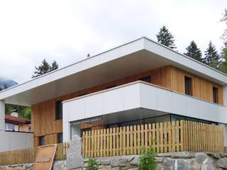 Nivo - Hausquader Moderne Häuser von AUTARC Autengruber Architektur Modern