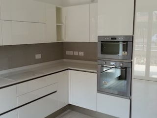 Formarredo Due design 1967 Dapur built in White