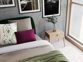 BORAGUI - Design Studio Dormitorios de estilo moderno