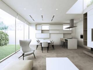 Salas de estar  por DFG Architetti